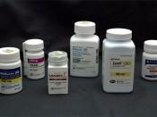 Antidepressant Pill Bottles1