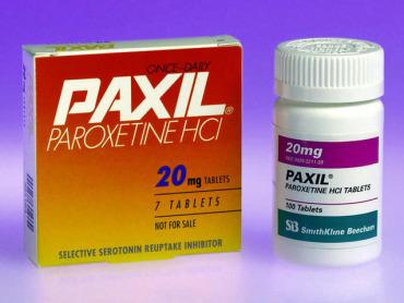 Paxil Box