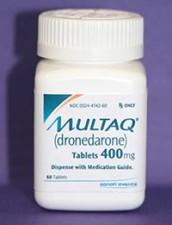 Multaq Pill Bottle